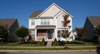 Outstanding 4 bedroom home in Millstone Subdivision- Westerville