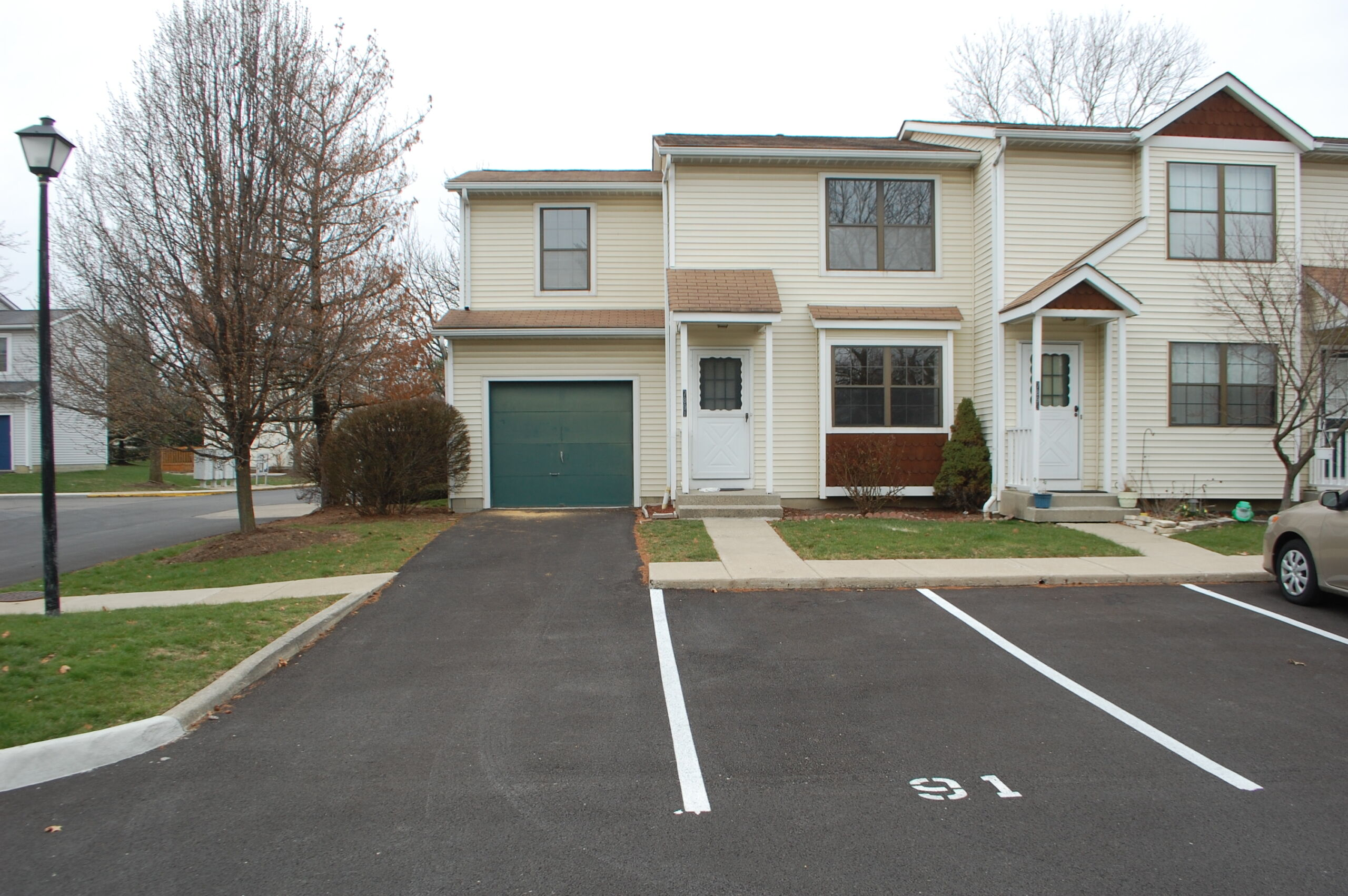 RARE Updated 3-Bedroom, 1.5-Bath Condo in Worthington Schools with Garage + Extra Parking!