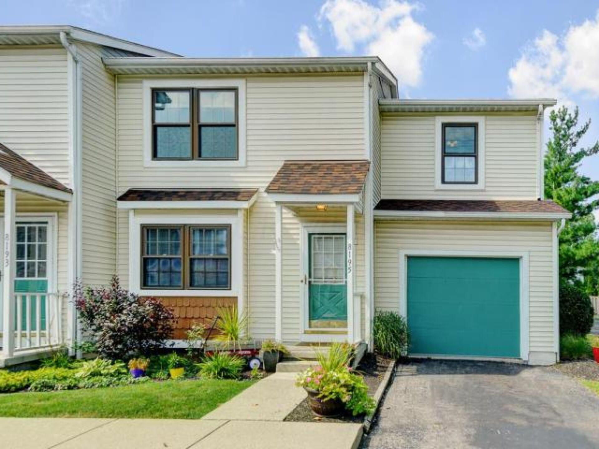 3 bedroom condo, 1.5 bath, 1 car garage – Worthington schools