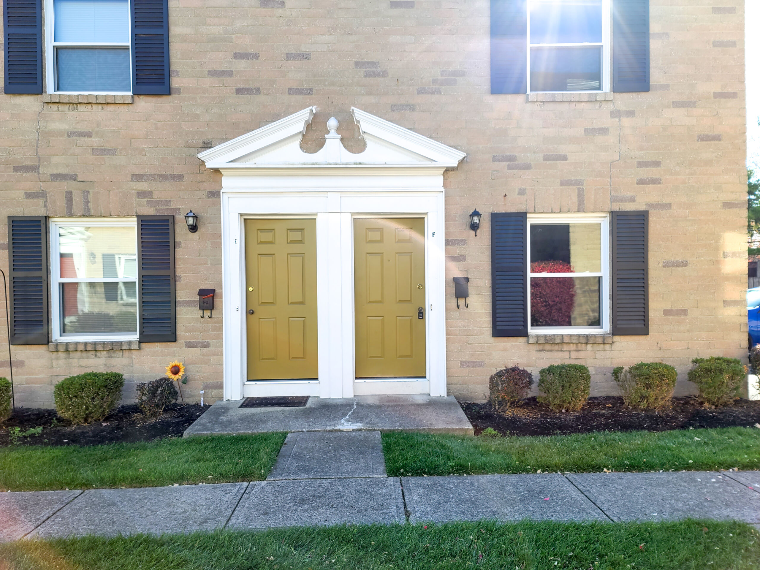 Sheffield Townhouse 5011 F Godown