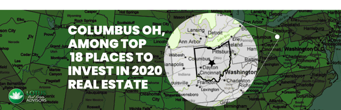 Columbus: A 2020 Best Place To Buy Rental Property