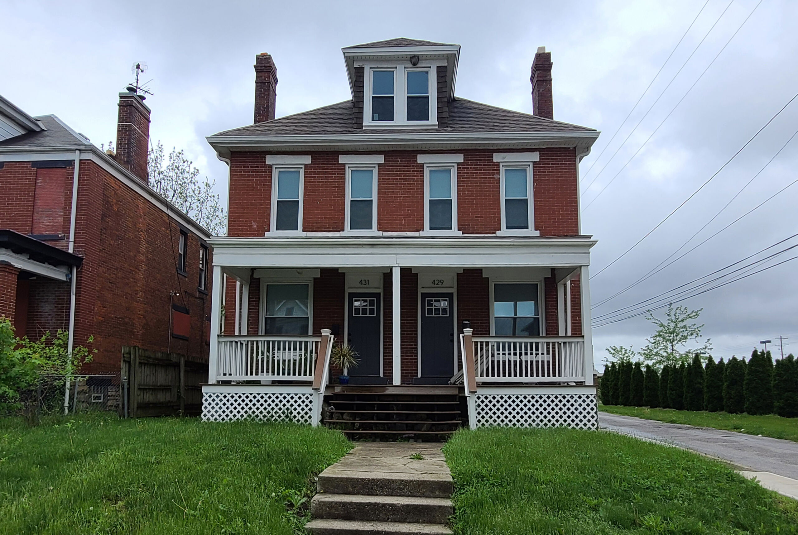 429 Wilson Ave. Multi-Family Rental