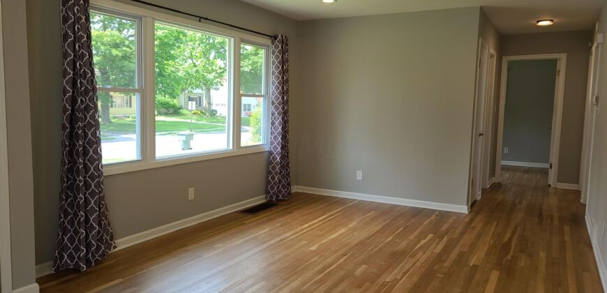 Meticulously renovated home by downtown Bexley
