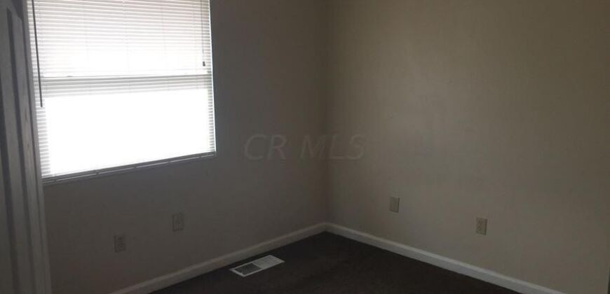 Duplex townhome unit with open backyard