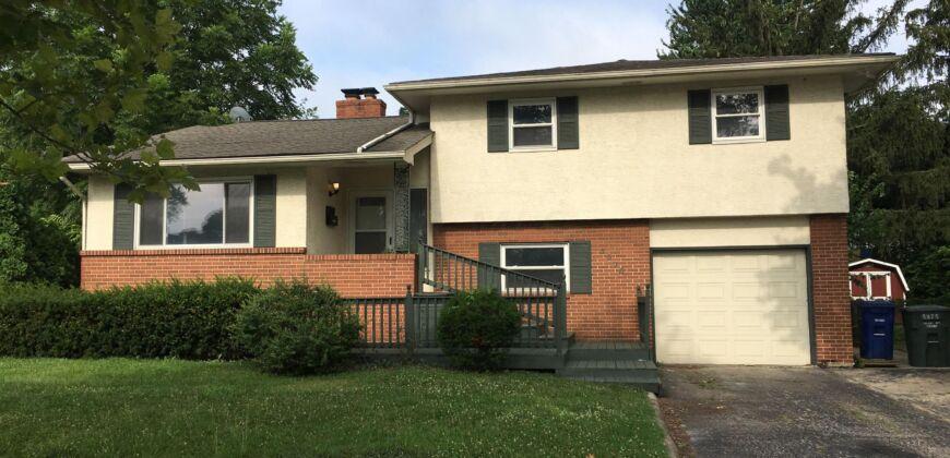 4 level split single family home