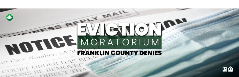 Eviction Moratorium Denied