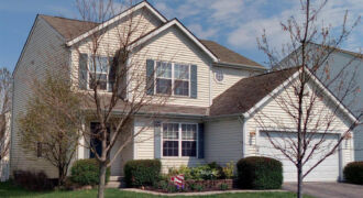 Family Home in welcoming New Albany Subdivision