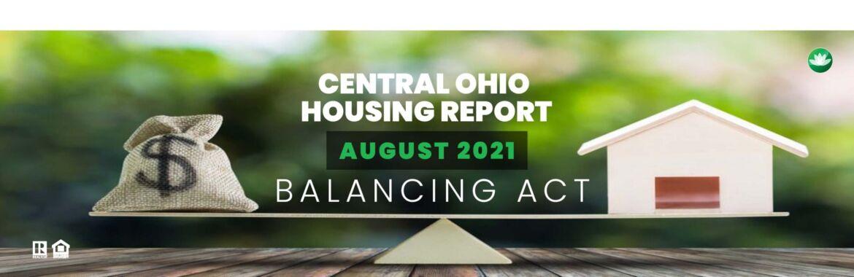 A Balancing Act: Aug 2021 Housing Report
